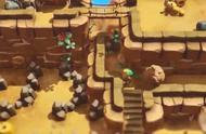 《塞尔达:梦见岛》新旧版对比演示:画面进化乐趣不减
