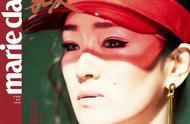 巩俐时尚运动装霸气不减当年,真的是一人可战整个华语演艺圈