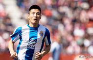 足球早报-武磊打满全场西班牙人平,狼队主场0-1不敌布拉加