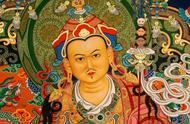 藏传佛教宁玛派祖师莲花生,通过不懈努力,为宁玛派发展打下基础