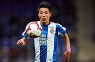 欧联杯首秀打满全场:武磊成11年后又一中国球员
