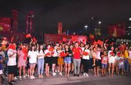 超燃!深圳600架无人机对香港大喊:我爱你中国!