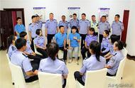 锦州义县公安局民警接受专家心理健康服务