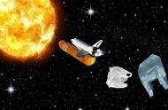 把地球垃圾丢到太阳,能解决环境污染问题吗?电脑模拟出可怕场景