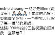 香港名模刘娟娟去世 愿天堂没有病痛