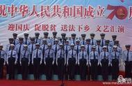 """山阳交警大队开展庆祝新中国成立70周年""""迎国庆、促脱贫、送法下乡""""文艺汇演(第一场)"""