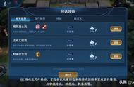 王者荣耀模拟战详细玩法介绍,六种阵型自由排列,四类新天赋