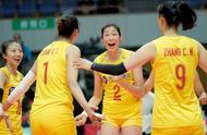 女排世界杯排名榜,中国女排7连胜稳居榜首,有可能11连胜夺冠
