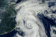 17号台风突然增强到12级,江浙沪山东有风,上海局部有大雨或暴雨