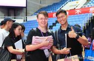 昨天清华大学本科生报道注册,今天是清华大学本科生开学典礼