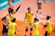 中国女排3-0碾压美国七连胜!冠军我们来了,女排七仙女最美!