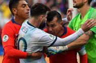 """南美足联真的有点""""娘""""!官方:梅西被禁赛3个月,罚款5万美元"""
