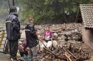 汶川暴雨泥石流已致4人遇难11人失联,救援工作仍在进行