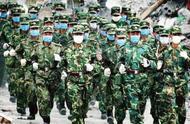 汶川地震动员中国军力多少?????