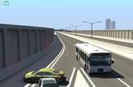BeamNG:公交车容易发生的一下特别车祸事故,逼真模拟