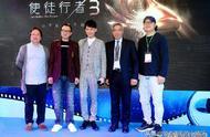 #使徒行者# #林峯#  8月12日,林峯在微博宣布剧版《使徒行者3》正式开机,他将在剧中继续出演爆seed(薛家强)一角。这是他与TVB约满离开后,时隔五年的回归之作,引发了粉丝的强烈期待。 有好几