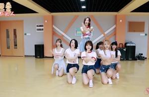 SING女团《123木頭人》MV