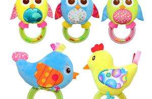 10种0-3岁婴幼儿宝宝必备的益智玩具-森鱼玩具