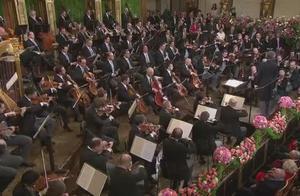 维也纳新年音乐会《西班牙进行曲》小约翰施特劳斯曲