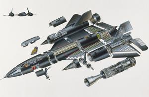 导弹打不下来的飞机,即便退役也是世界纪录保持者