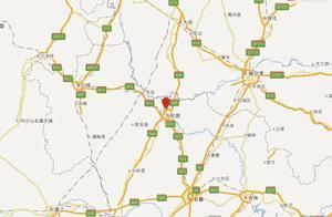 吉林松原市宁江区附近发生3.6级左右地震