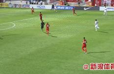 香港队的门柱惹不起!三中门框这一次遭殃的是广州恒大