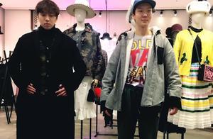 「WINNER」「新闻」170128 昇昇是要给IC买新衣?请移步男装模特区!