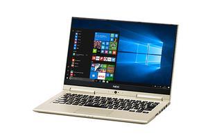 13英寸笔记本电脑能有多轻?现在NEC的答案是769g