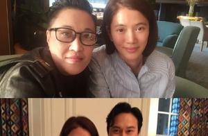 【图】袁咏仪素颜参加中学同学聚会 与张智霖结婚十六周年恩爱不断