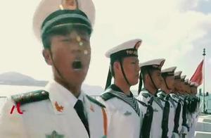 人民海军两分钟!喜迎70华诞~