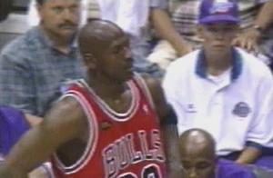 【经典放映厅】1998年NBA总决赛第一场公牛vs爵士