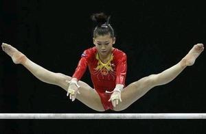 前中国体操女队队长努力夺冠,是为了妈妈不用再去要饭了