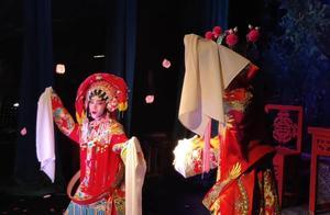 广东粤剧《帝女花》唱段,两位演员配合默契,唱腔优雅感人!