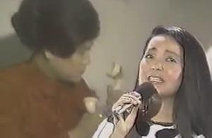 1986 鄧麗君 「時の流れに身をまかせ」_音乐现场_音乐_