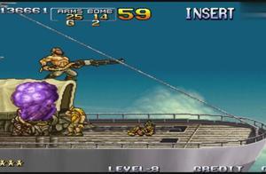 合金弹头:高难度挑战Boos,只能靠命堆过关!