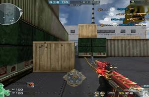 穿越火线:经典枪械之AK47,那把人见人怕的利器!