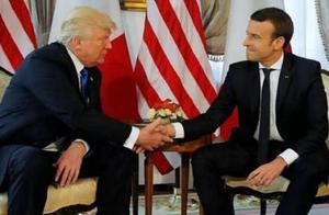 马克龙继承拿破仑、戴高乐?