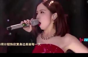 邓紫棋翻唱邓丽君的成名曲,这才是真正的千古绝唱,太完美了