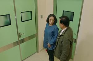 小别离:海清马上都要手术了,丈夫竟不在身边,婆婆要替她打丈夫
