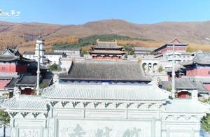 盛唐时闻名的净土道场:五台山竹林寺