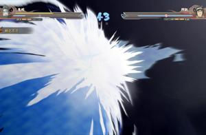 火影忍者究极风暴4 鬼鲛血洗耻辱,动漫打不过,游戏里打赢了