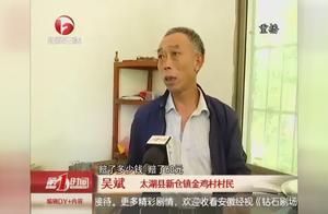 太湖:79户村民已领取房屋损坏赔偿款(下)