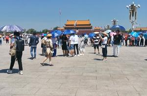 旅行记录:带你转转北京的天安门广场—世界最大的城市广场
