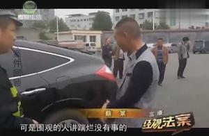 司机违停后被锁,心存侥幸将锁拆除后逃离,被依法进行处罚