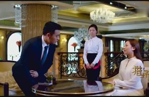总裁看见罗伊人都受惊了,总裁遇见她都算成花痴男了