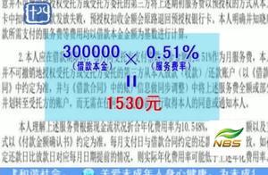 平安普惠贷 隐性收费有多少?