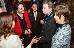 冯小刚徐帆夫妇同框现身 获新西兰总理接见并表达美好祝愿