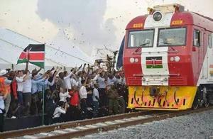 """厉害了,我""""常州制造""""的机车!让肯尼亚提速一个多世纪!"""
