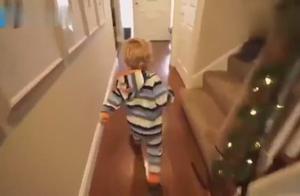 3岁美国男孩视频传遍家长群:教育方式真的很重要