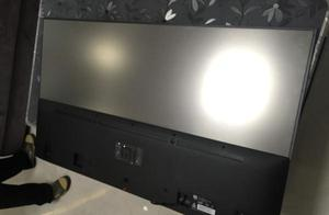 315前夕新买的小米电视是裂屏的,看售后实拍你还敢买吗?